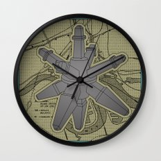 Geo Synchronous Wall Clock