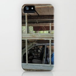 Window - Abondoned Places iPhone Case