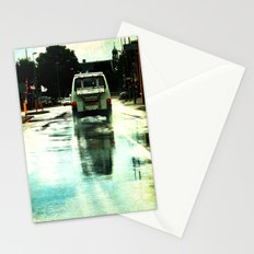 on a Dutch rainy day Stationery Cards