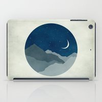 starry night iPad Cases featuring Starry Night by Eve Sand
