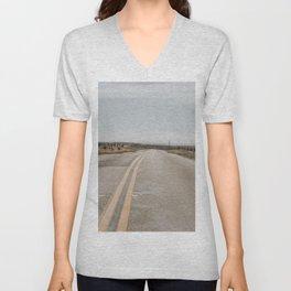 Country Road Unisex V-Neck