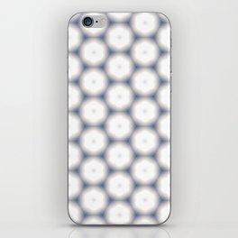 Sakura Hex by Friztin iPhone Skin