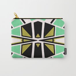 Geometric#608 Carry-All Pouch