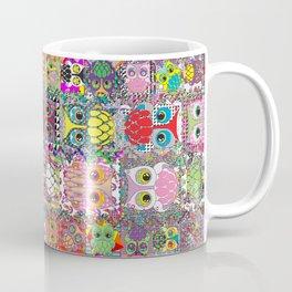 owl party Coffee Mug