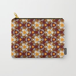 Burning Hearts Carry-All Pouch