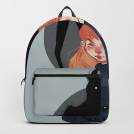 Dance with a Devil on your back Backpack