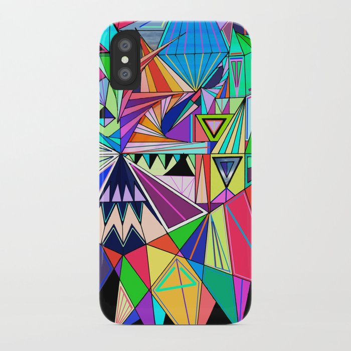 The Earth Without Art iPhone Case