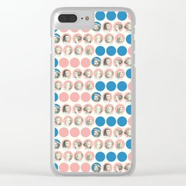 Henry VIII & Six Sorry Wives Clear iPhone Case