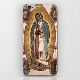 Virgin of Guadalupe, 1700 iPhone Skin