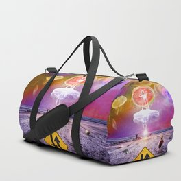 The Day of the Jellies Duffle Bag