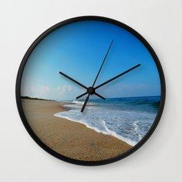 OBX Quiet Wall Clock