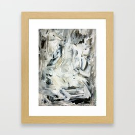 UNDULATE no.3 Framed Art Print