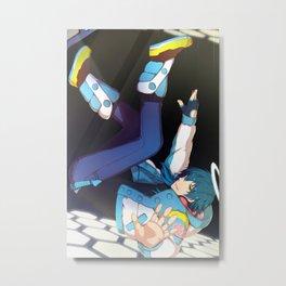 Seragaki Aoba DRAMAtical Murder Metal Print