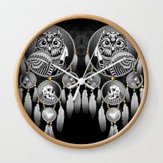 Bring the Nightmare Wall Clock