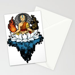 Aang Enlightment Stationery Cards