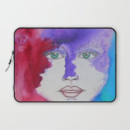 Bella SASS Girlz - Zena - SASS = STRONG and SUPER SMART Laptop Sleeve