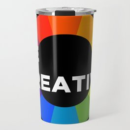 Be Creative Travel Mug