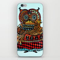 celtic iPhone & iPod Skins featuring Celtic owl ! by oxana zaika