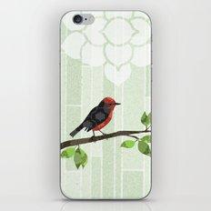 Bird in Tree iPhone & iPod Skin