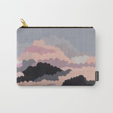 Magic Sunset Clouds On The Sky Carry-All Pouch