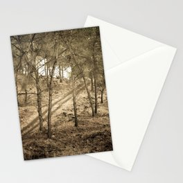 Forest BW 01 Stationery Cards
