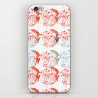 boob iPhone & iPod Skins featuring boobicorn by Kira Leigh