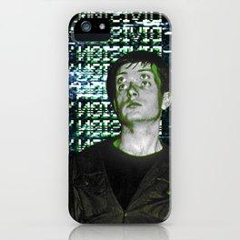 I´ve lost control again iPhone Case
