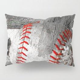 Baseball art vs 13 Pillow Sham