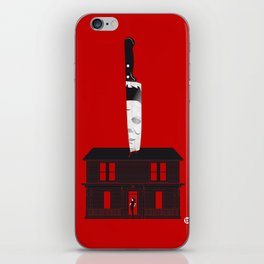 Halloween (Red Collection) iPhone Skin