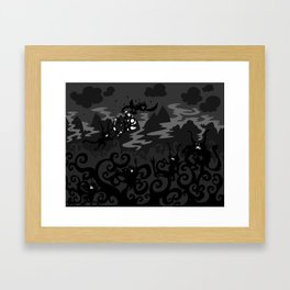The Gububaros Framed Art Print