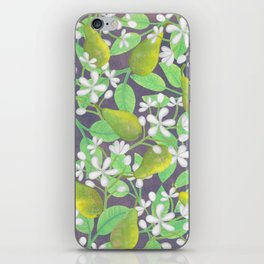 Pear Orchard iPhone Skin