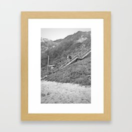 one + one Framed Art Print