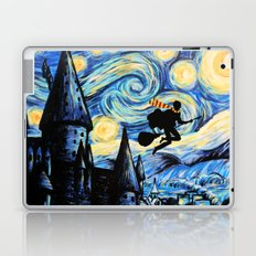 Potter Starry Night Laptop & iPad Skin