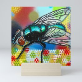 Fly 1 Mini Art Print