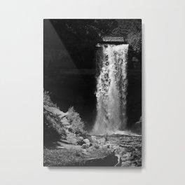 the artifice of control Metal Print