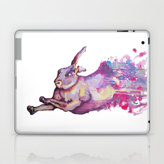 In which there is a rabbit-splosion  Laptop & iPad Skin