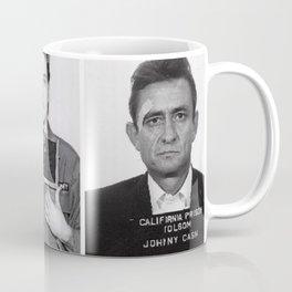 The Usual Suspects - Celebrity Mug Shots, Elvis, Johnny Cash, Jimi Hendrix, Bowie, Jagger, Belushi  Coffee Mug