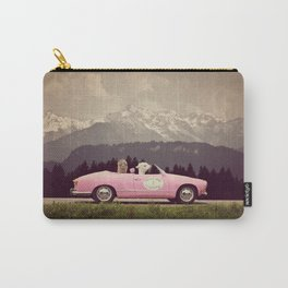 NEVER STOP EXPLORING VII Carry-All Pouch