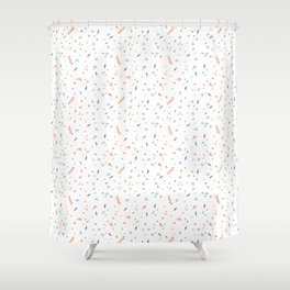 Forest Confetti Shower Curtain