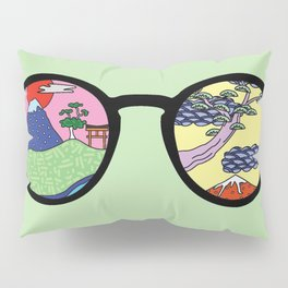 Behind the Shades Pillow Sham