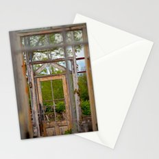 Thru Times Window Stationery Cards