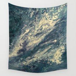 Fluid No. 15 - Splash Wall Tapestry