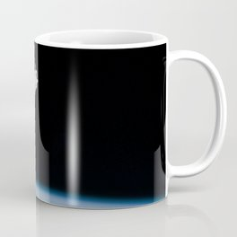 Space Walk Exploration Coffee Mug