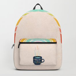 Have a Cup of Positivitea Backpack