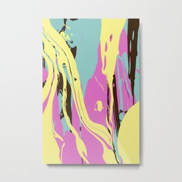 Colorvibes 2 Metal Print