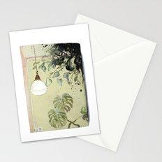 Indoor landscape I Stationery Cards