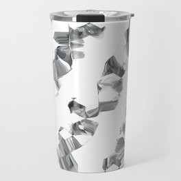 Made of Crystals Travel Mug