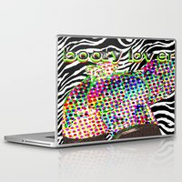 booty Laptop & iPad Skins featuring booty lover art 4 by The Greedy Fox