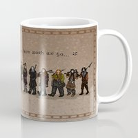 nori Mugs featuring Wrong Tune by wolfanita
