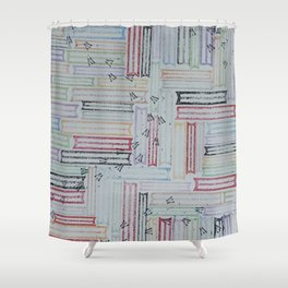 guests Shower Curtain